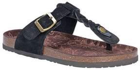 Muk Luks Women's Marsha Thong Sandal