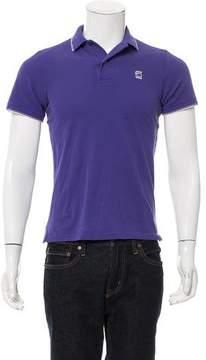G Star Piqué Polo Shirt