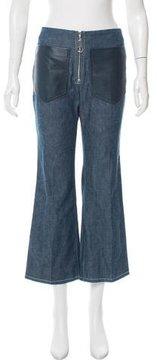 Edun High-Rise Wide-Leg Jeans w/ Tags