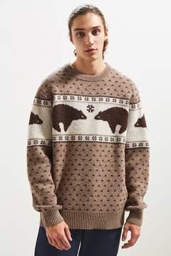 Pendleton Bear Sweater
