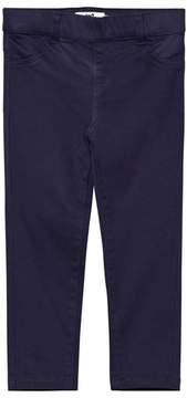 Cyrillus Navy Slim Trousers