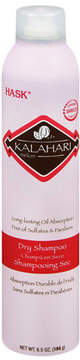 Hask Color Protection Dry Shampoo Kalahari Melon Oil