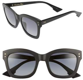 Christian Dior Women's Izon 51Mm Sunglasses - Black