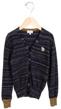 Paul Smith Boys' Knit V-Neck Cardigan