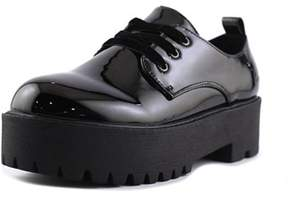Coolway Emmy Women Round Toe Patent Leather Oxford.