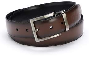Apt. 9 Calf Grain Reversible Dress Belt - Men