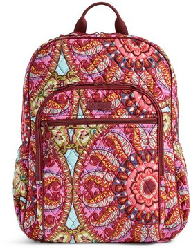Vera Bradley Campus Tech Backpack - RESORT MEDALLION - STYLE