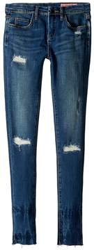Blank NYC Kids Denim Distressed Skinny in High Dive Girl's Jeans