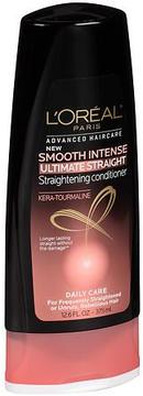 L'Oreal Paris Advanced Haircare Smooth Intense Ultimate Straight Straightening Conditioner