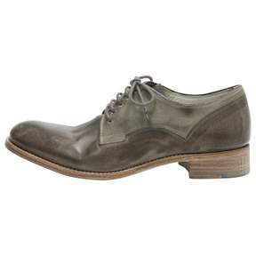 N.D.C. Made By Hand Grey Leather Lace ups