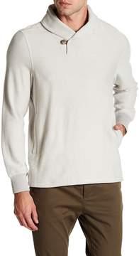 Billy Reid Barnes Shawl Collar Pullover
