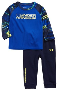 Under Armour Infant Boy's Accelerate T-Shirt & Sweatpants Set