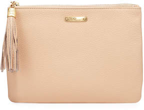GiGi New York All-in-One Pebble Leather Clutch Bag