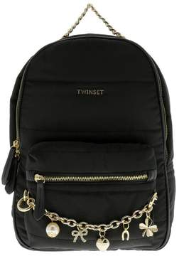 Twin-Set TWIN SET Backpack Shoulder Bag Women Twin Set