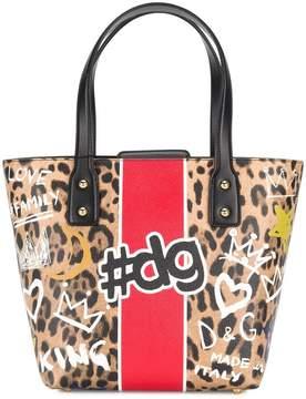Dolce & Gabbana Beatrice shopper tote bag