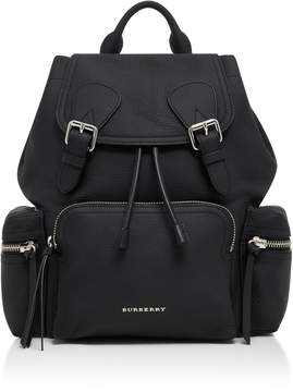 Burberry Rucksack Medium Leather Backpack