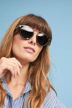 Sonix Preston Black Sunglasses
