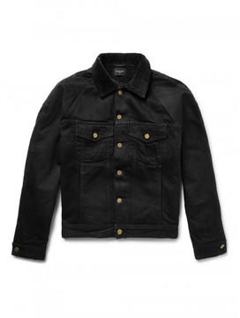 Fear Of God shearling trucker jacket