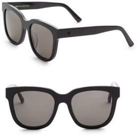 Gentle Monster Salt Tinted Wayfarer Sunglasses