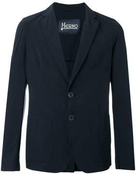 Herno classic blazer