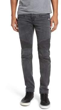 Hudson Blinder Biker Moto Skinny Fit Jeans