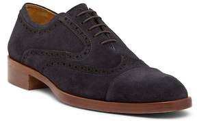 Donald J Pliner Zindel Slip-On Suede Oxford
