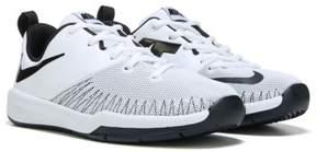 Nike Kids' Team Hustle 7 Low Top Sneaker Grade School