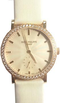 Patek Philippe Calatrava Ladies Hand Wound Watch
