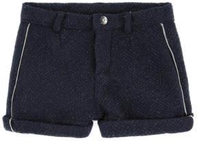 3 Pommes Woollen shorts
