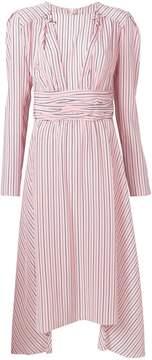 Ermanno Scervino striped dress