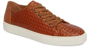 Donald J Pliner Alto Woven Low Top Sneaker