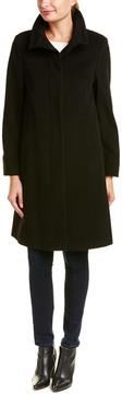Basler Wool & Cashmere-Blend Coat