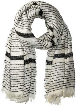 Bindya Pop of Stripe Scarf Scarves