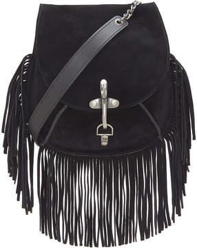 Maya Fringe Crossbody Bag