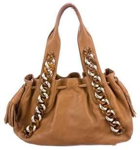 Michael Kors ID Chain Shoulder Bag