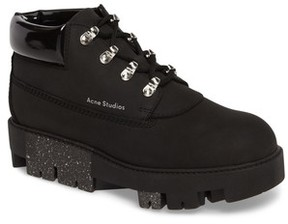 Acne Studios Women's Tinne Lugged Platform Boot