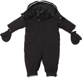 HUGO BOSS Hooded Nylon Baby Bunting