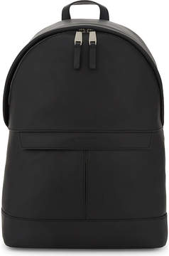 Michael Kors Odin smooth leather backpack