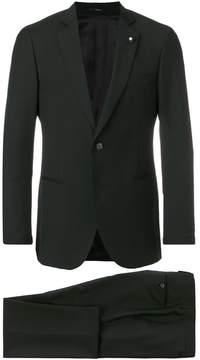 Lardini slim-fit two piece suit