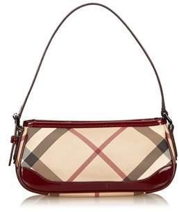 Burberry Pre-owned: Plaid Pvc Handbag. - BROWN X BEIGE X MULTI - STYLE