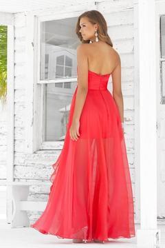 Blush Lingerie Sparkling Sweetheart Fitted Mini Dress 9315