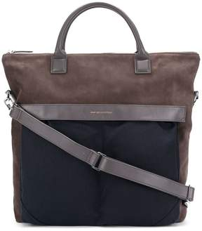 WANT Les Essentiels panelled tote