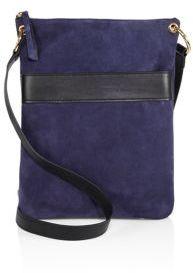 A.L.C. Romy Suede Messenger Bag