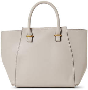 Street Level Taupe Pebbled Convertible Satchel