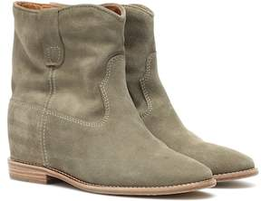 Etoile Isabel Marant Crisi suede ankle boots