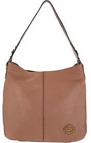 Oryany Pebble Lamb Leather Hobo Handbag-Aimee