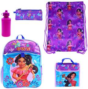 Disney Disney's Elena of Avalor 5-pc. Backpack Set