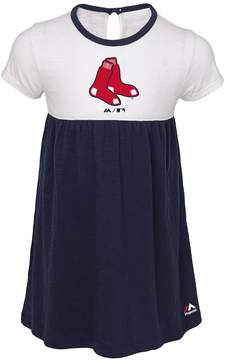Majestic Toddler Girl Boston Red Sox 7th Inning Dress