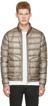 Moncler Grey Down Acorus Jacket