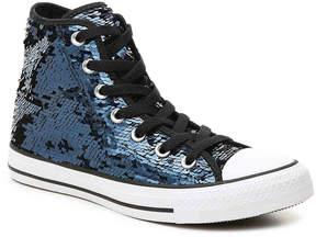 Converse Chuck Taylor All Star Sequin High-Top Sneaker - Women's's
